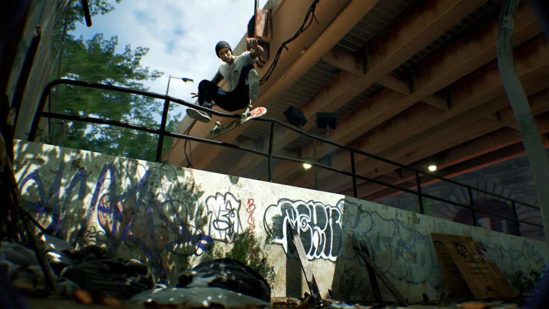 Session Brings Skateboarding To Xbox One Sports Gamers