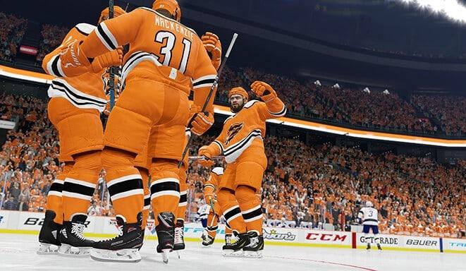 NHL 19 EASHL