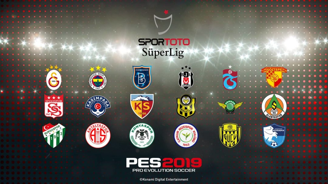 PES 2019 Now Available In Americas Sports Gamers Online