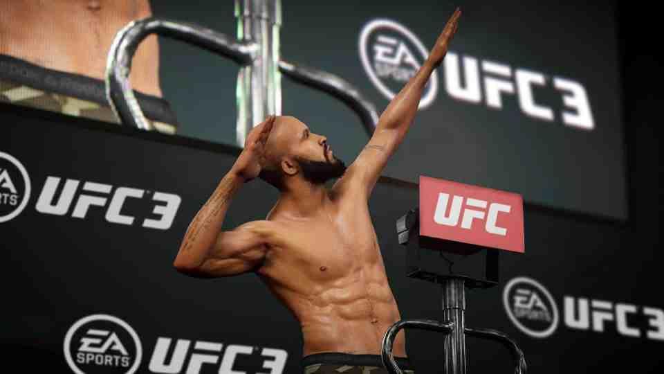 UFC 4 Leaked