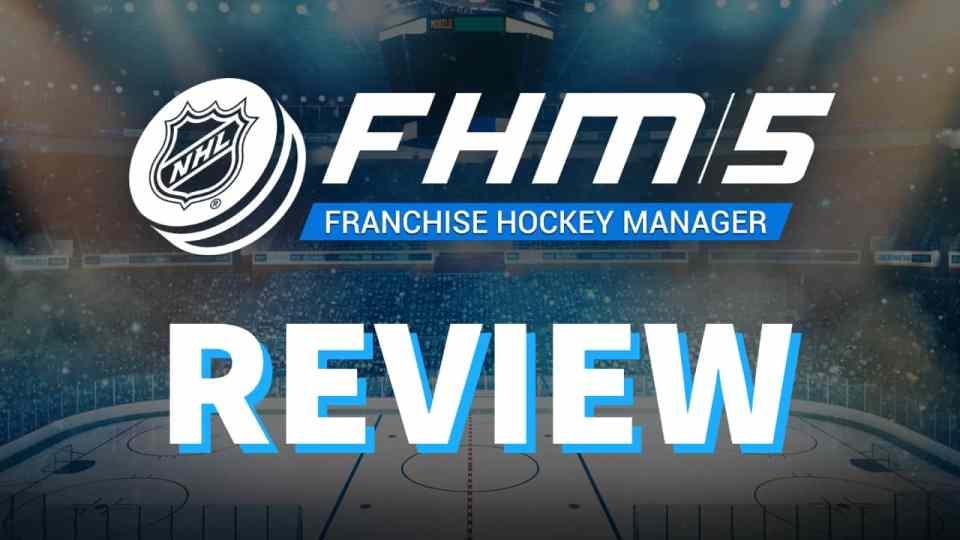 Franchise Hockey Manager 5