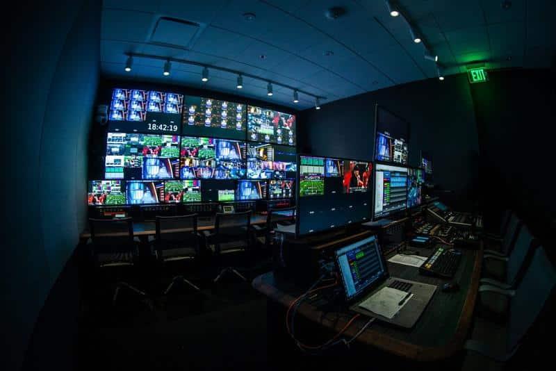 EA Broadcast Studio