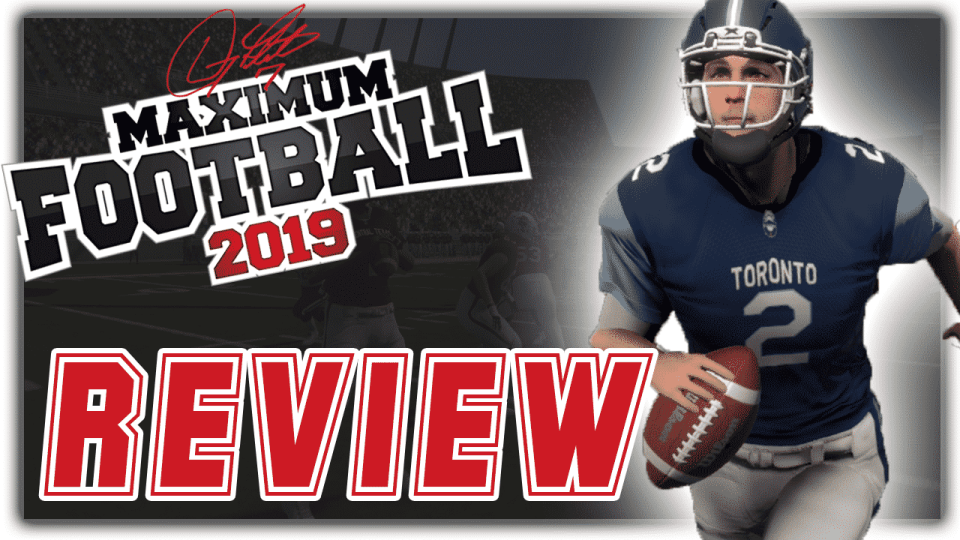 Doug Flutie's Maximum Football 2019