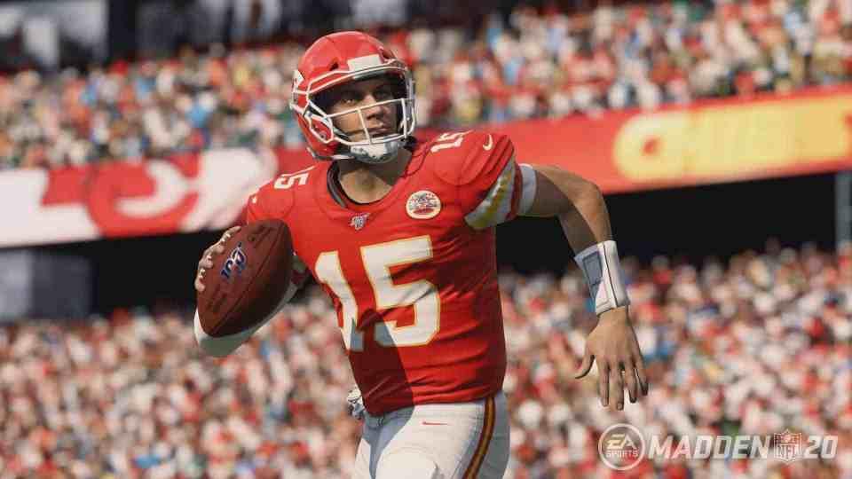 Madden NFL 20 Title Update