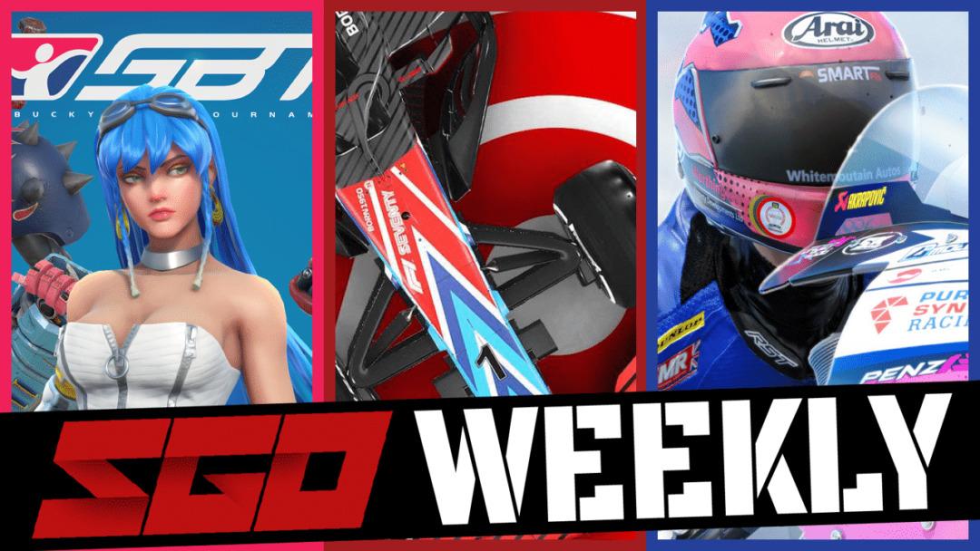 TT isle of Man - Ride on the Edge 2 SGO Weekly