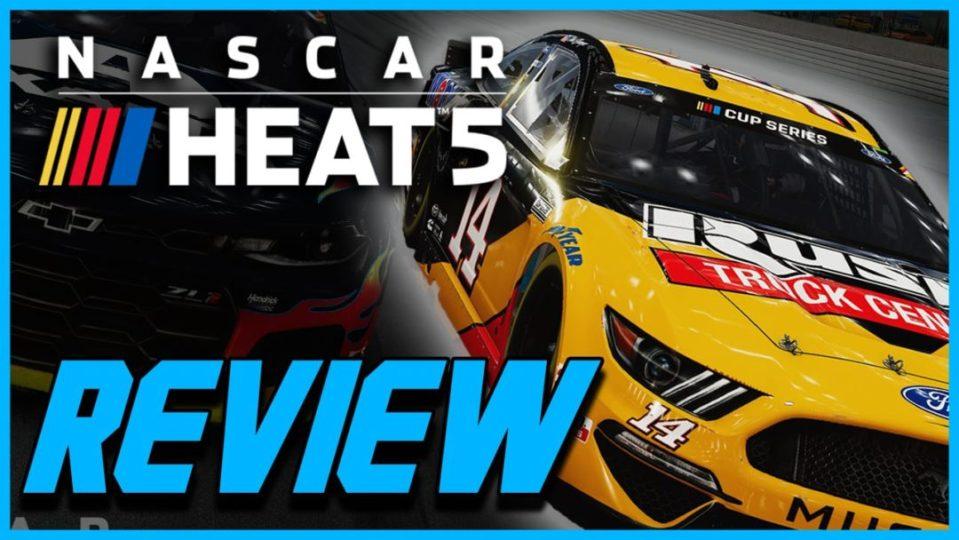NASCAR Heat 5 Review