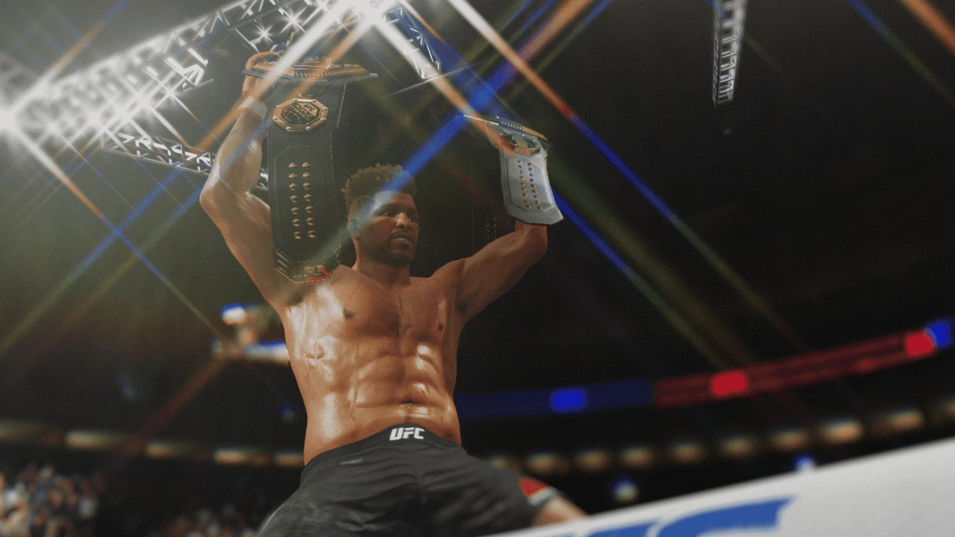 EA Sports UFC 4 Patch