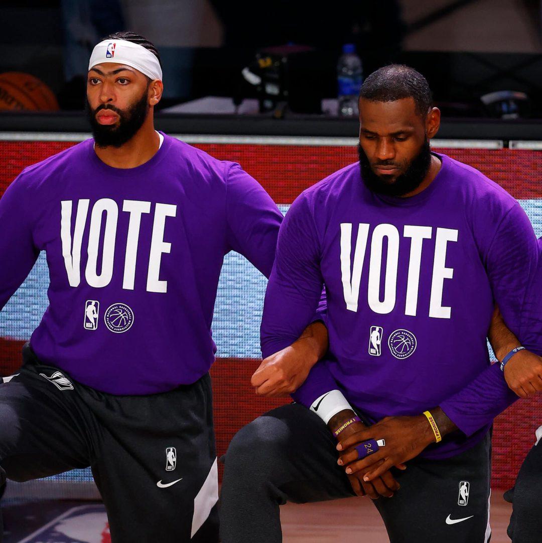 More Than A Vote NBA 2k21