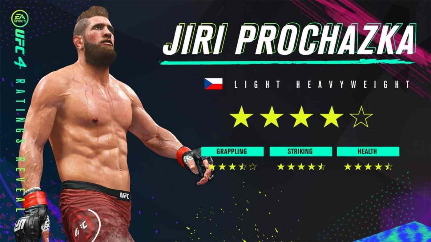 UFC 4 Patch 7
