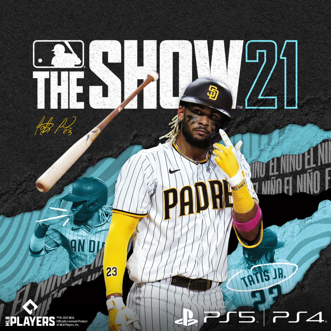 MLB Show 21 Release
