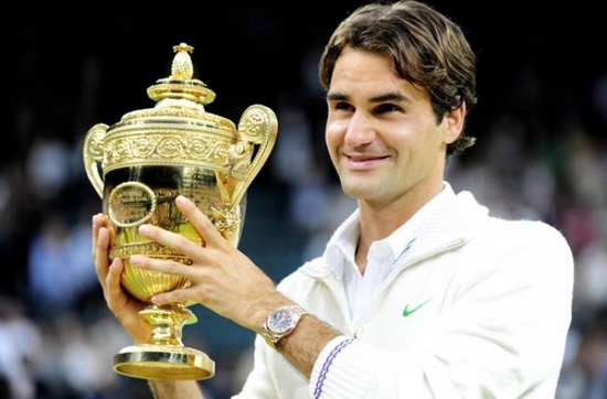 Roger Federer Most Grand Slam Singles Title Winners