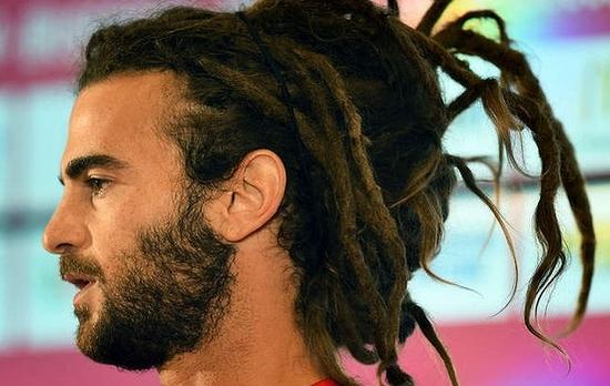 The Wackiest Haircuts in FIFA World Cup 2014