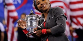 Serena Williams Grand Slam Champions