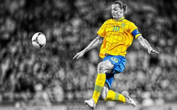 Football Icon Zlatan Ibrahimovic HD Wallpapers