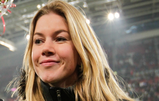 Anouk Hoogendijk Hottest Female Soccer Players
