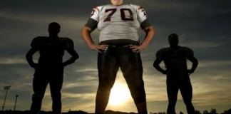 John Krahn The Tallest NFL Players in the History