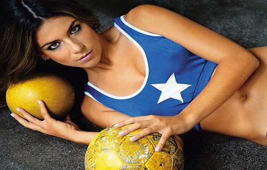 Laisa Andrioli Hottest Female Soccer Players