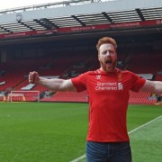 Sheamus WWE Superstars Favorite Football