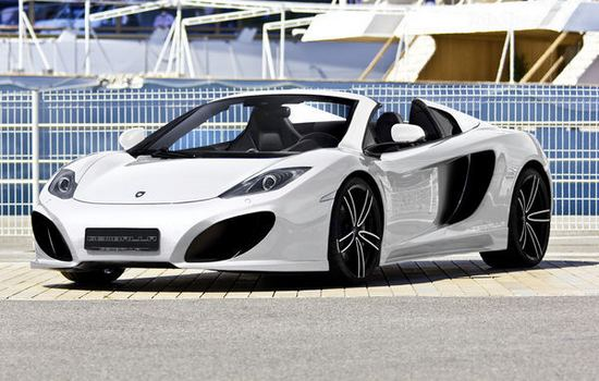 2014 McLaren MP4-12C Most Expensive Sports Cars