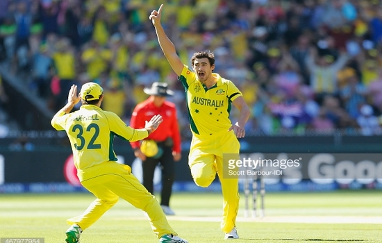 ICC Cricket World Cup Man of the Tournament
