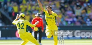Mitchell Starc World Cup Man of the Tournament 2015