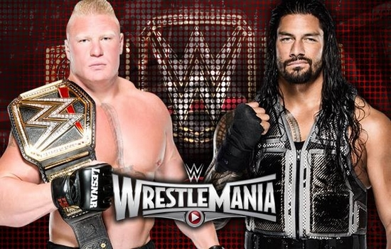 Roman Reigns v Brock Lesnar Who's the Real Powerhouse
