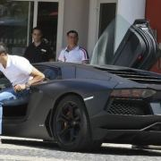 Lamborghini Aventador LP 70 0-4 Car Collection of Cristiano Ronaldo