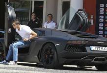 Lamborghini Aventador LP 70 0-4 Car Collection of Cristiano Ronaldo