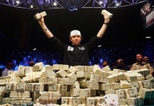 World Series of Poker Highest Paying Sporting Events