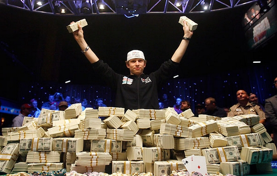 World-Series-of-Poker Top 10 Highest Paying Sporting Events in the World