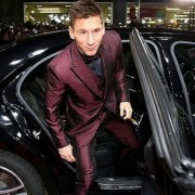 Leo Messi Cars collection