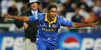 Chaminda Vaas Best Bowling Performances in ODI