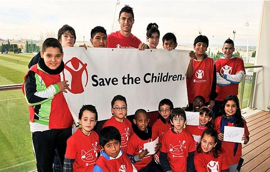 Top 20 Most Charitable Athletes 2015