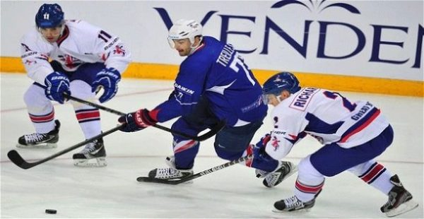 ICE HockeyTop 10 Hardest Sports in the World