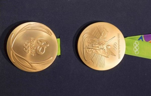 Olympic Gold Medal History, Composition, Design and Worth