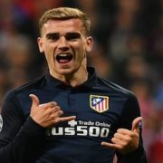 Antoine Griezmann,Top Ten Best Soccer Players in the World Right Now