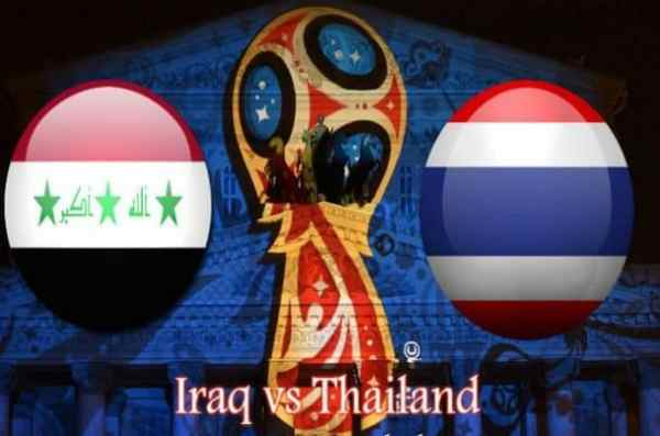 iraq-vrs-thailand Asian World Cup Qualifiers