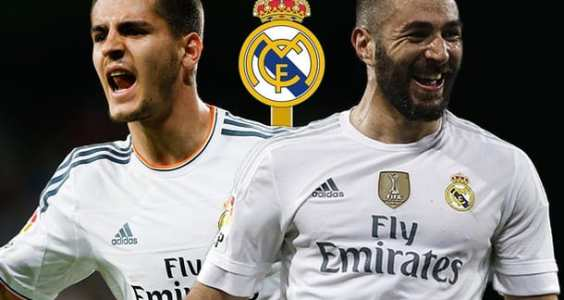 Benzema and Morata who Deserves a Start for Real Madrid