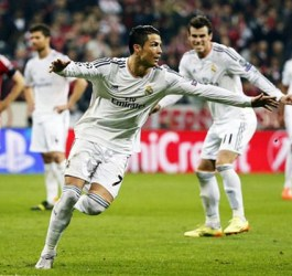 Real Madrid vs Bayern Munich Highlights Hat-trick