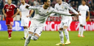 Real Madrid vs Bayern Munich Highlights Hat-trick