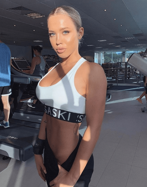 Australian Instagram Model Tammy Hembrow Says Every Athlete in the World Has Slid into Her DMs - Sports Gossip
