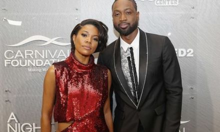 Gabrielle Union Takes a Shot at NBA Refs During DWade's Charity Event