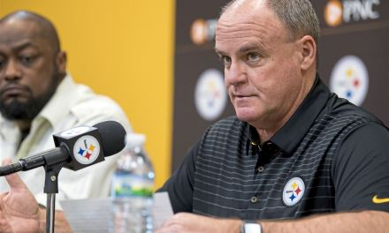 Emmanuel Sanders Shares Story of Disrespectful Steelers GM Kevin Colbert