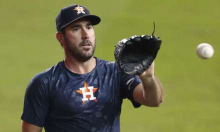 Justin Verlander and the Houston Astros Working on a Two-Year, $66 Million Extension