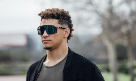 Patrick Mahomes Signs Historic Deal with Oakley