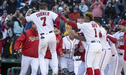 Trea Turner Gives the Nationals Their First Win of the Season with a Walkoff Home Run
