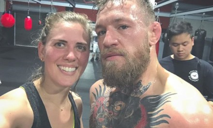 Conor McGregor Back In The Gym Training After Retirement Announcement
