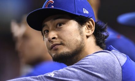 Cubs Pitcher Yu Darvish Leaves Cactus League Game with Blister