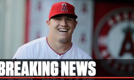 Angels and Mike Trout Nearing $430M Extension