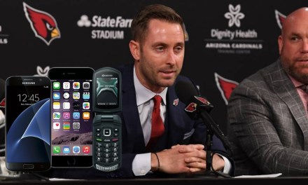 Kliff Kingsbury to Allow Cardinals 'Cellphone Breaks'